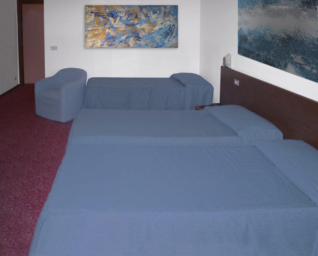 Triple room hotel giardino un albergo nel centro storico di prato